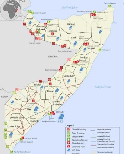 Coronavirus (COVID-19) preparedness and response scaled up across Somalia