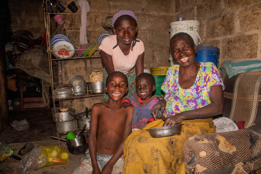 Cash Assitance in Zambia