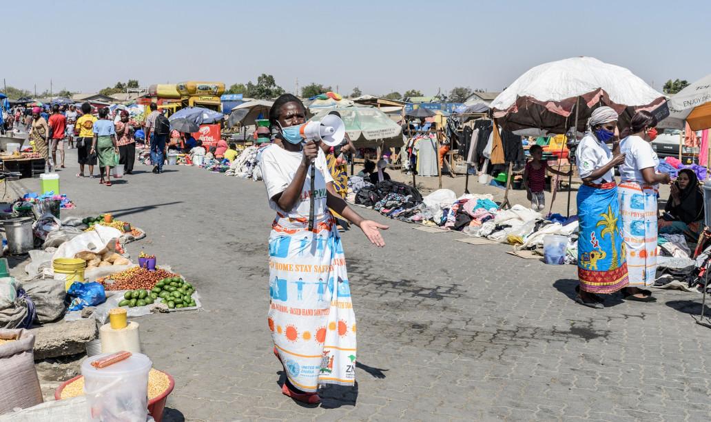 Lusaka Market