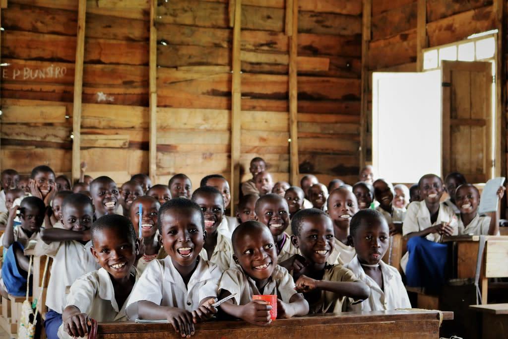 Dans l'est de la RDC, l'école réduit le risques dêtre recruté dans un groupe armé.