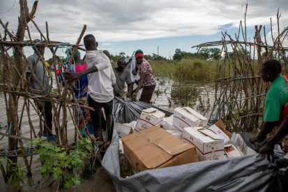 Pibor Flooding 20190711 UNICEF SS Maria de la Guardia 111