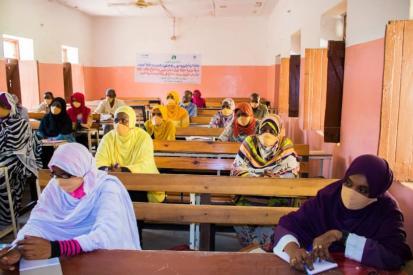 UNICEF Training Sudan