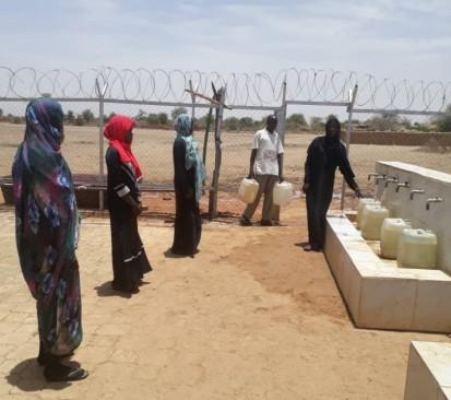 Social Distancing  - COVID-19 Sudan