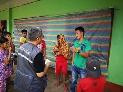 Mindanao humanitarian situation