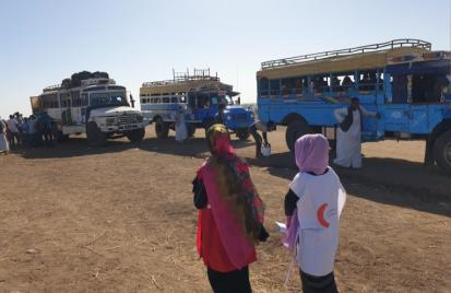 Relocation of Ethiopian refugees from Hamdayet_UNHCR