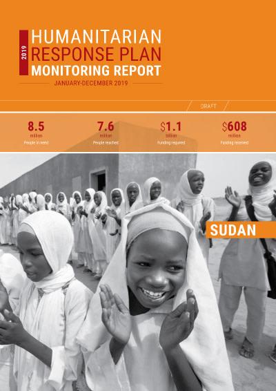 2019 Annual Monitoring Report for Sudan