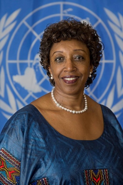 Mme Mbaranga Gasarabwe