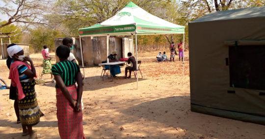 Zimbabwe: UNFPA