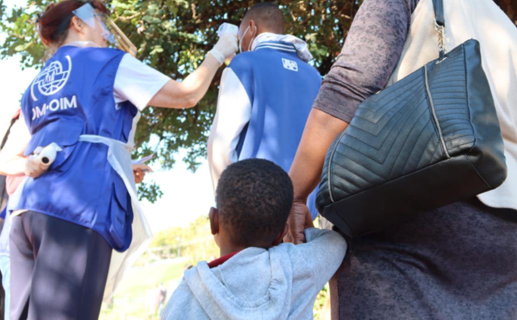 Zimbabwe: IOM