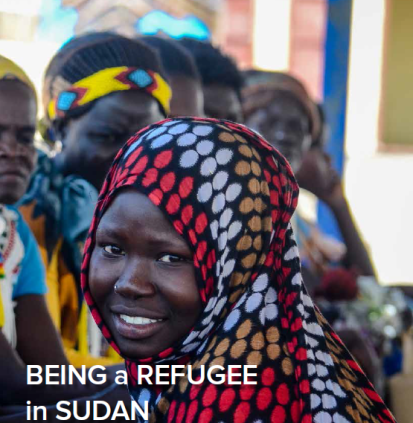 Being a refugee in Sudan - UNHCR report