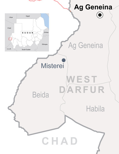 West Darfur