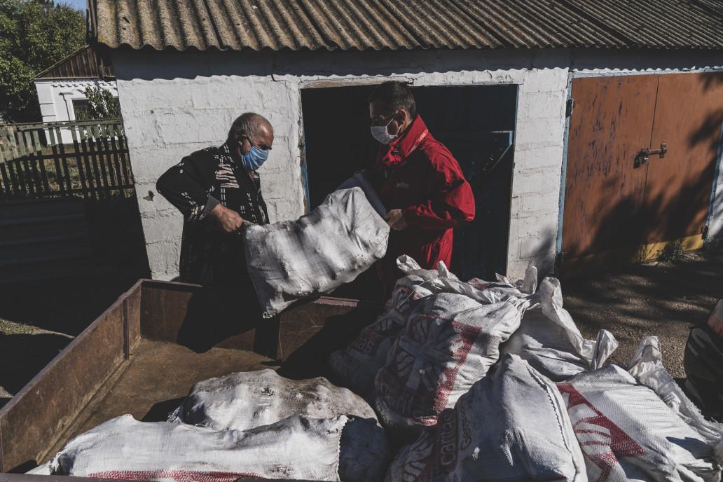 Чермалык, Донецкая область, ППТ, Украина