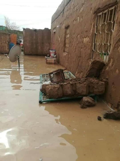 Blue Nile Floods, Sudan - 2020