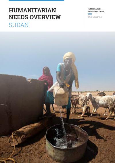 Sudan 2020 HNO-400