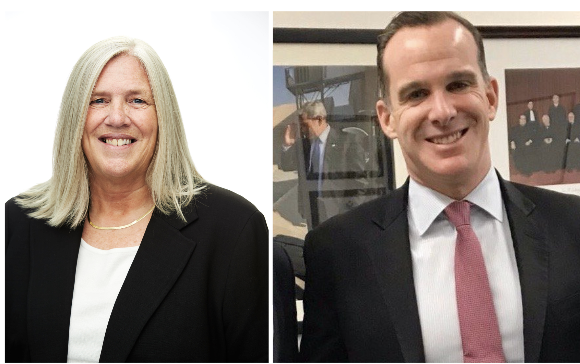 Welcoming Sue Gordon and Brett McGurk to Primer