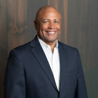 Headshot of board member Garry Woods