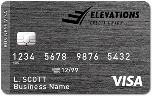 Business Visa Credit Card