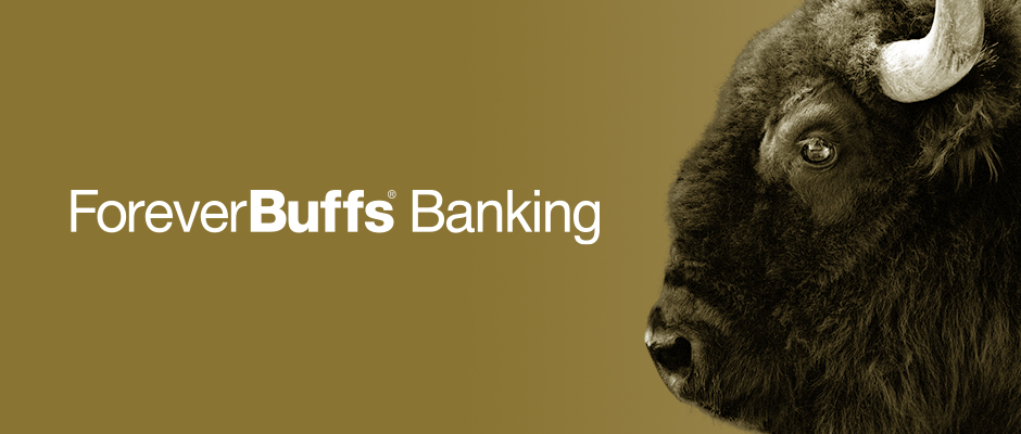Forever Buffs Banking logo