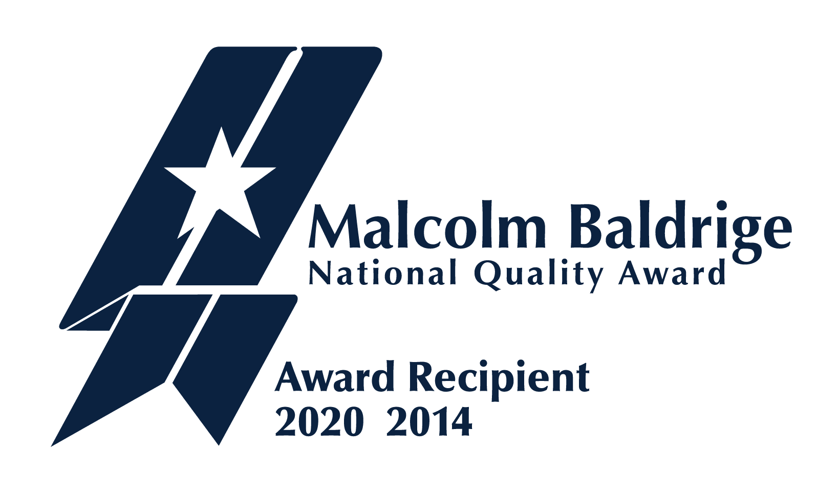 Malcolm Baldrige National Quality Award 2020