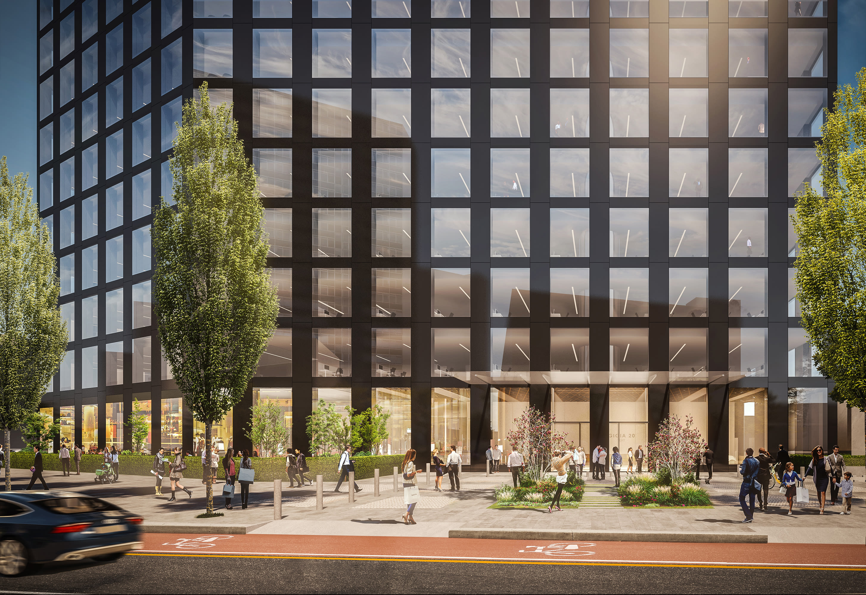 ACPV wins design competition for new Porta Nuova Gioia development in Milan