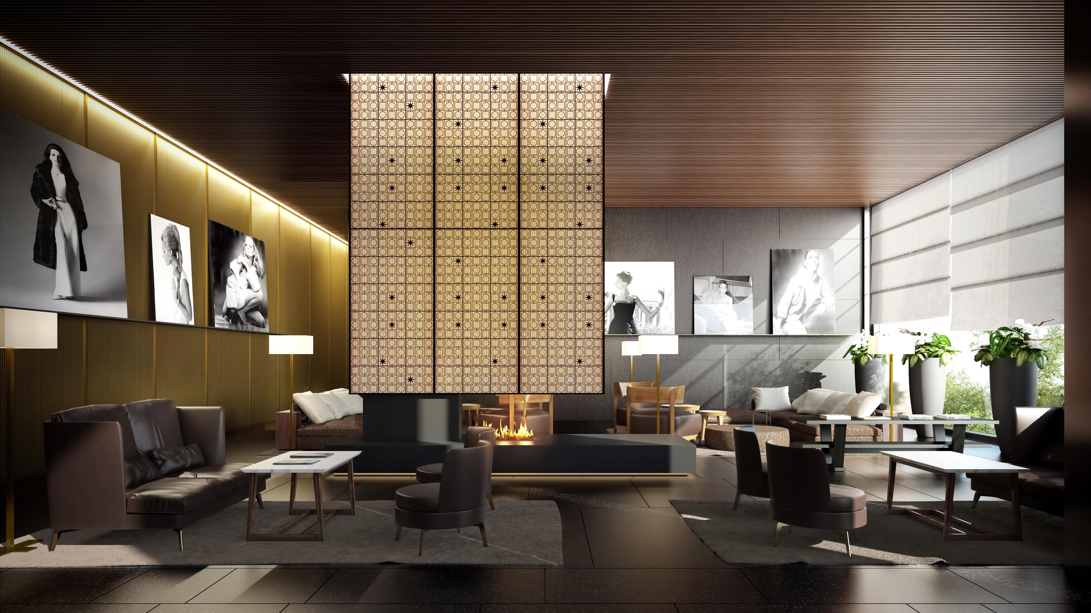 Antonio Citterio Design.Antonio Citterio Patricia Viel Bulgari Hotel Shanghai Set