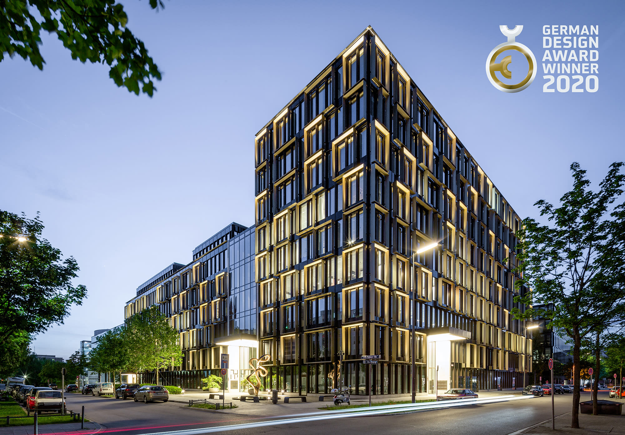 NOVE office building wins German Design Award 2020