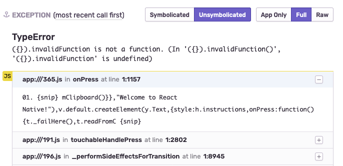 unsymbolicated-stack-trace