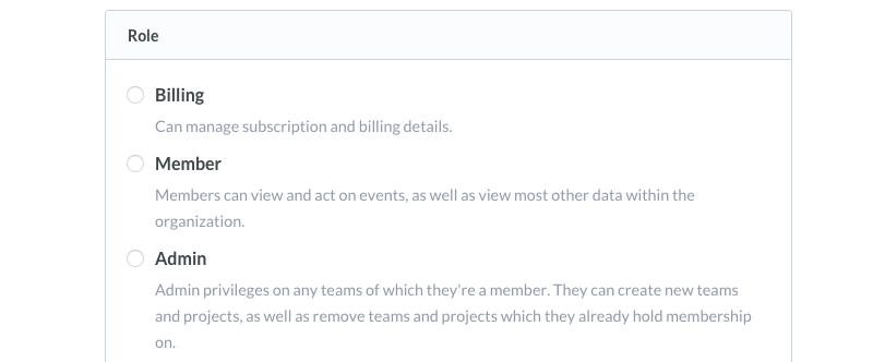 Role Refactor Roles