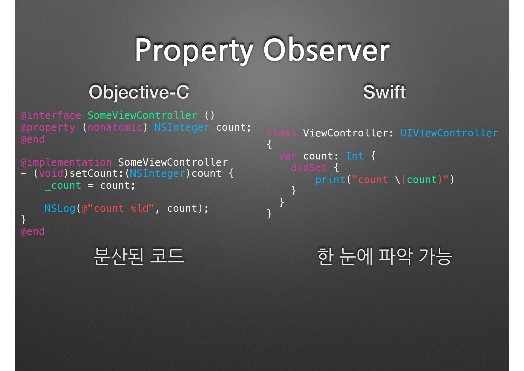 toSwift-properties