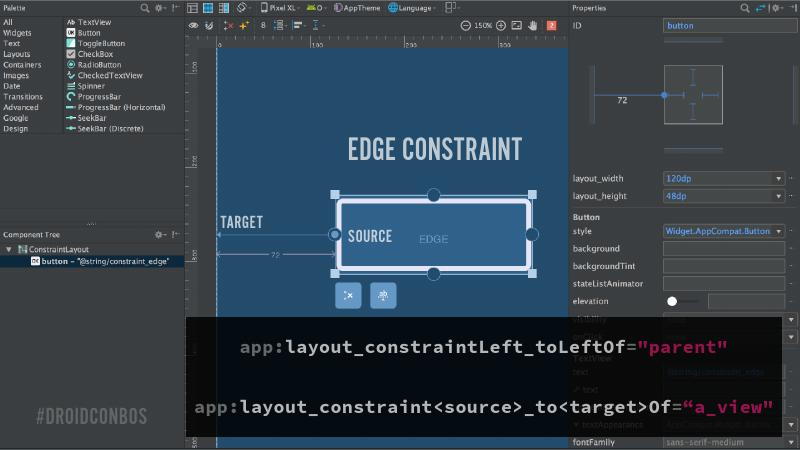 Cool ConstraintLayout