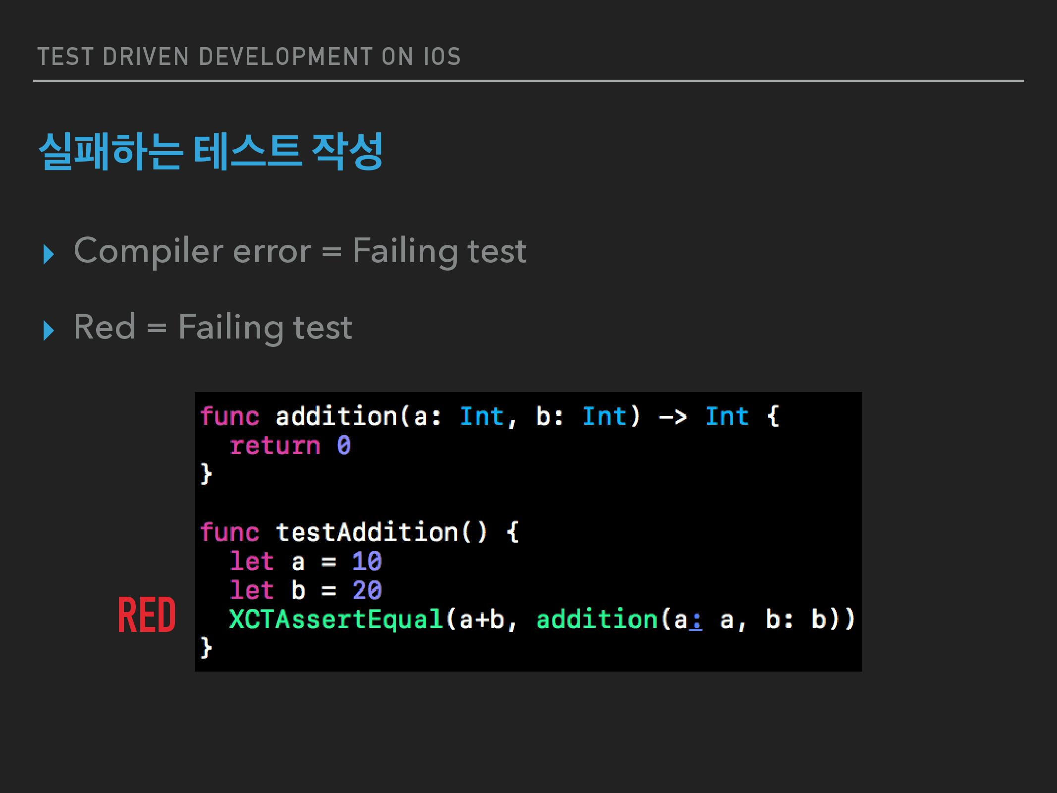 ios-tdd-failing-test