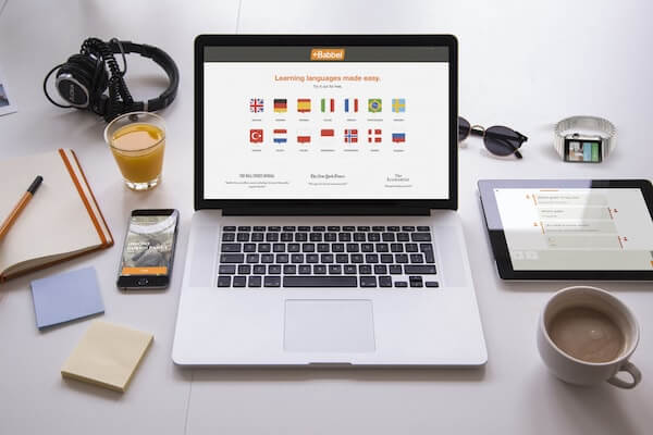 Learn Italian with Babbel for Desktop and Mobile