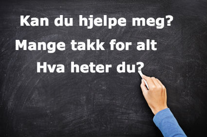 Norwegian Phrases