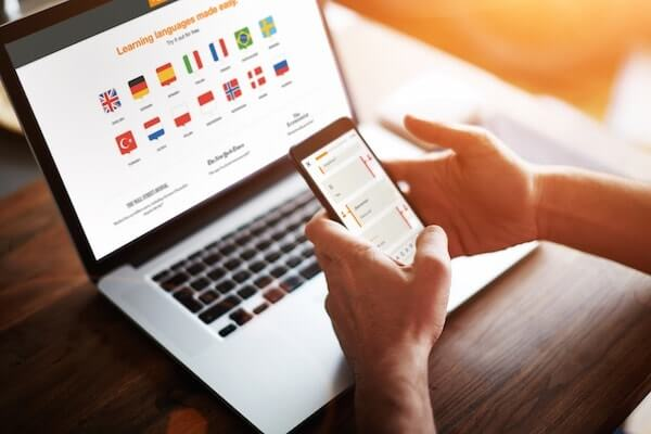 Learning foreign languages with Babbel Desktop and Babbel app