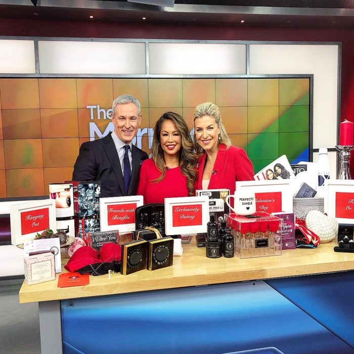 Carmelia Ray, celebrity matchmaker shares her Ultimate Valentine's Day Gift Guide to spoil your partner