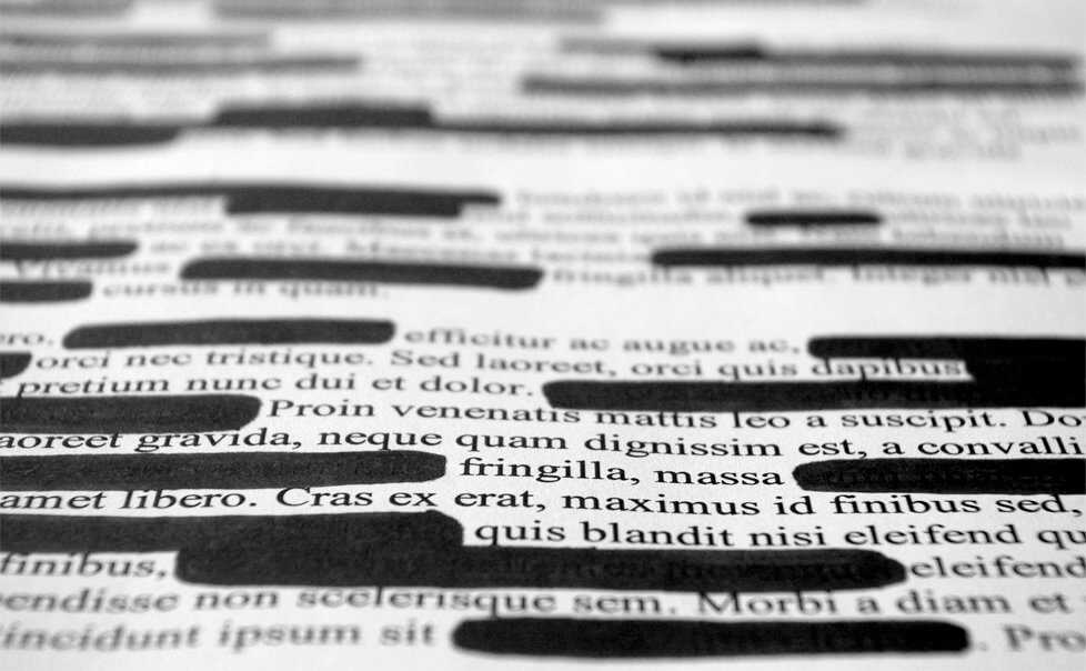 How to Safely Redact Legal Documents in Microsoft Word