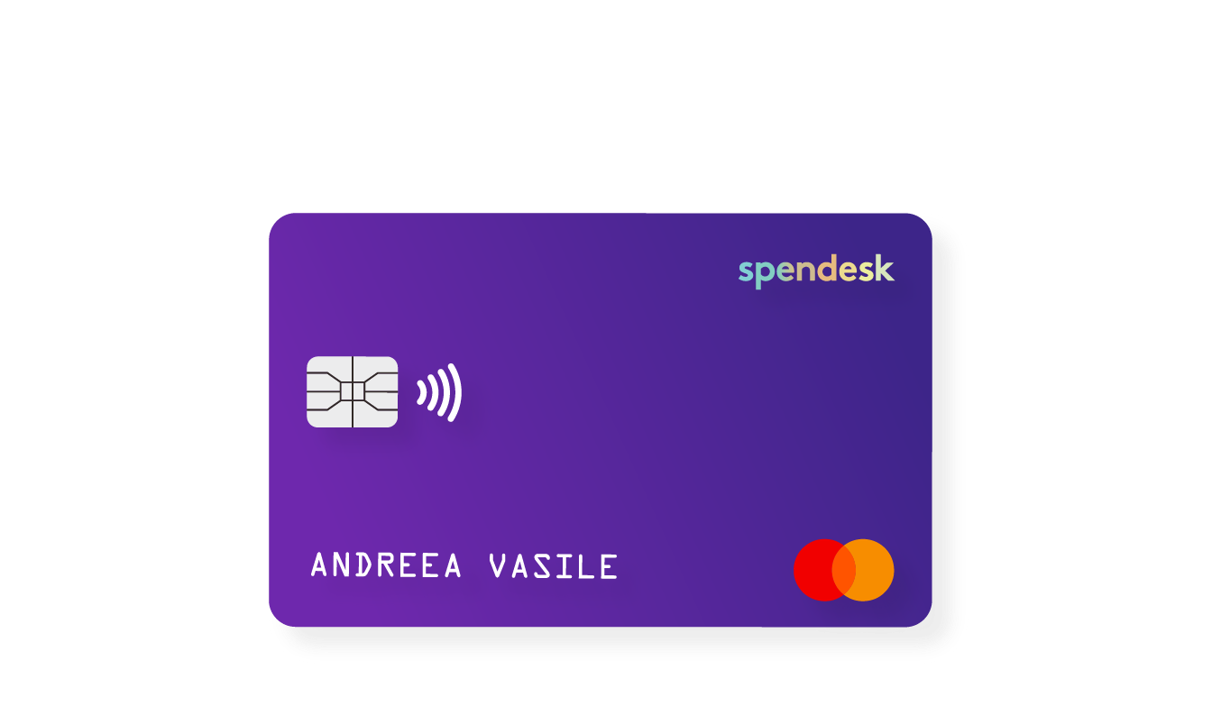 Pay team perks & office costs easily | Spendesk