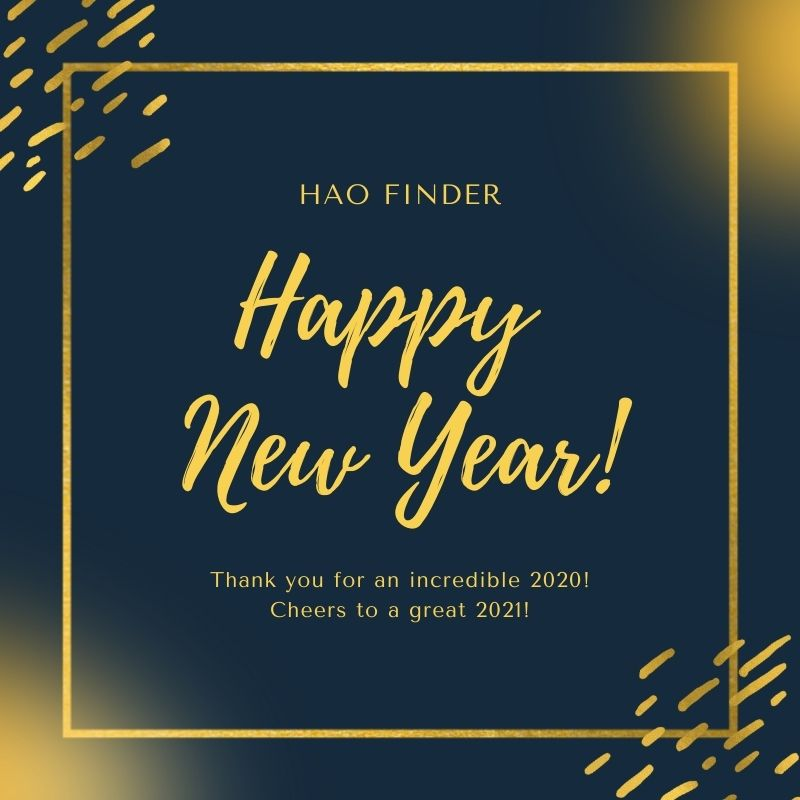 Home Finder New Year Message
