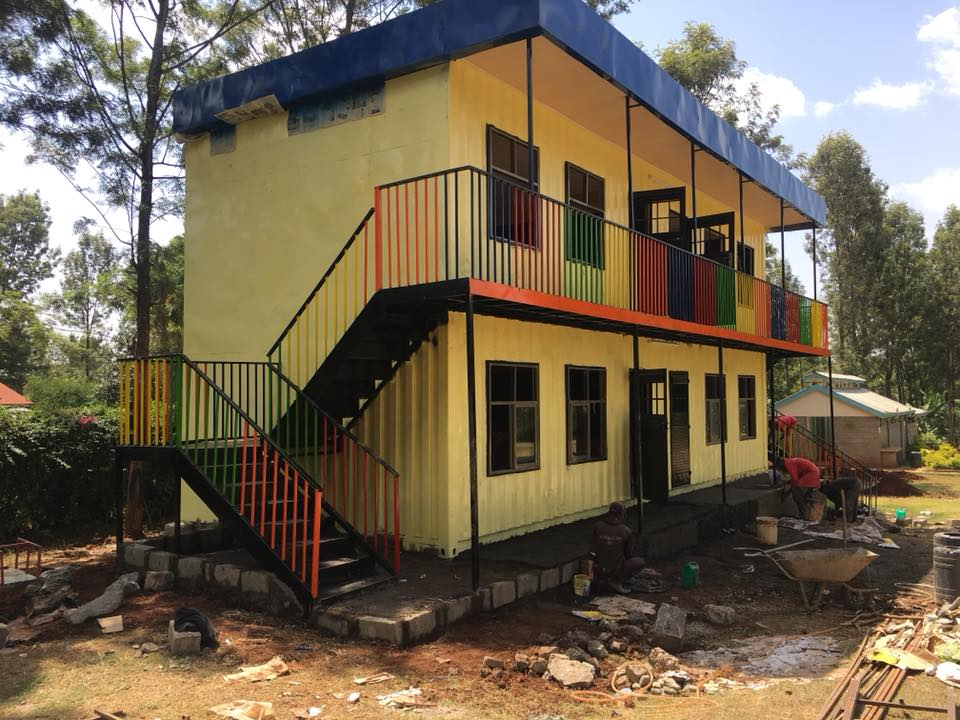 Container Housing projects in Africa and Middle east