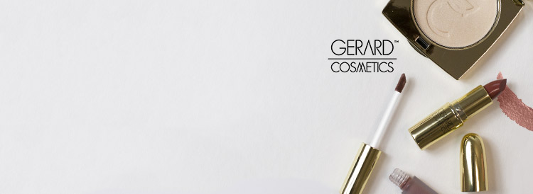 Gerard Cosmetics Review and Swatches
