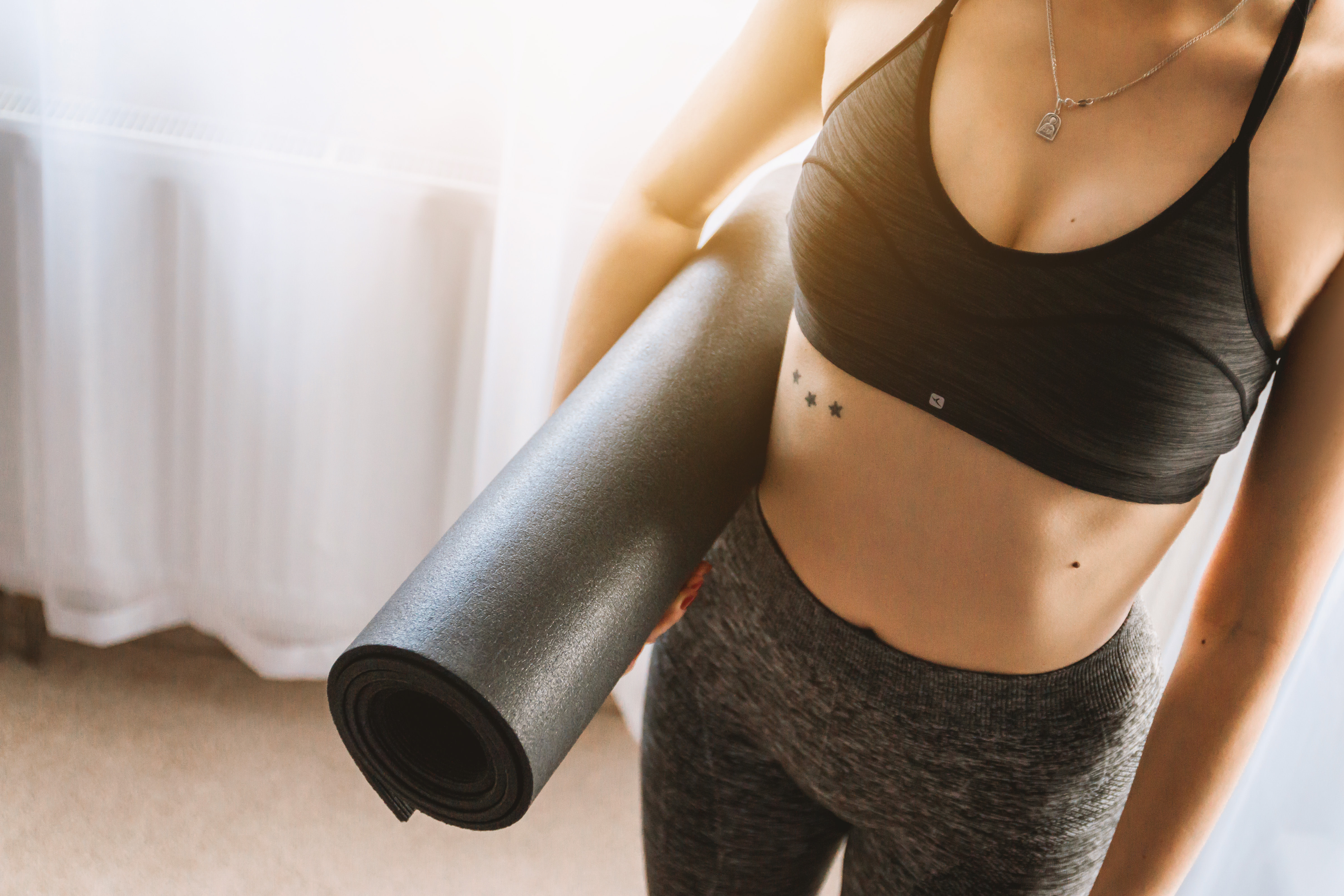 Don't have workout equipment at home? Try these household items instead.
