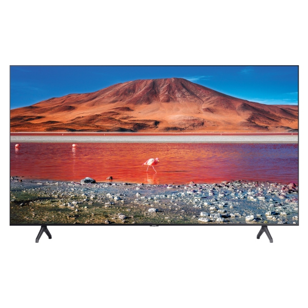 "Contest to win one of five 55"" Samsung  4K TV"