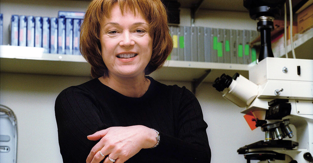 Women who changed science   Linda Buck