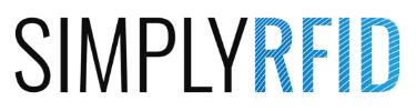SimplyRFiD: Latest Logo