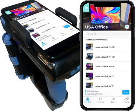 Wave Handheld Reader App