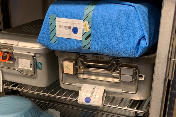 Sterilized Medical Tray with RFID