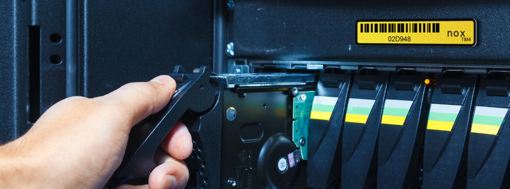 RFID IT Inventory