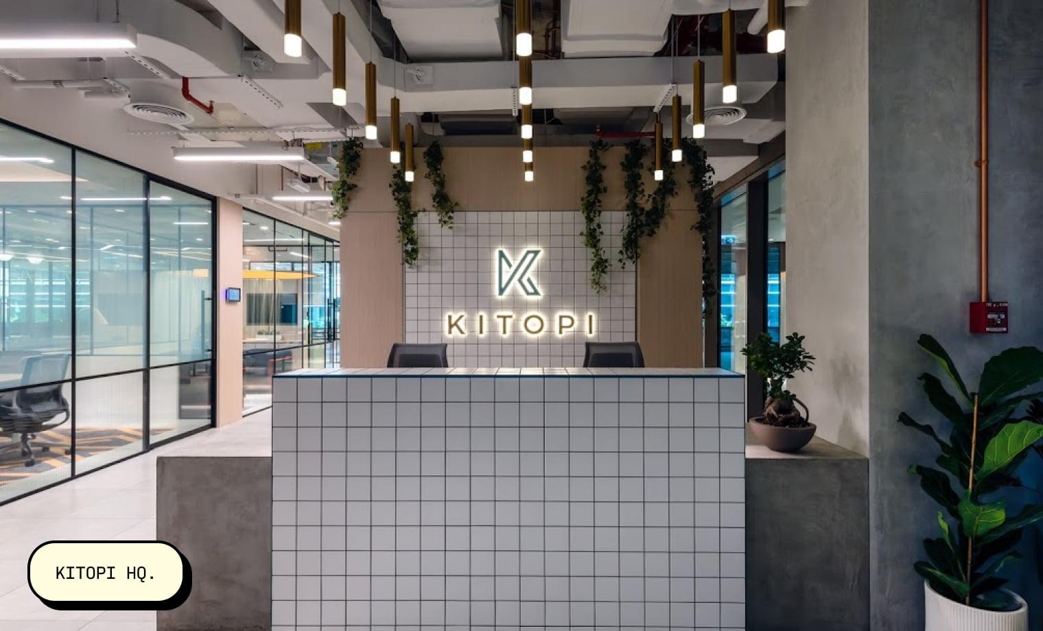 Kitopi HQ. Image source: The Spoon