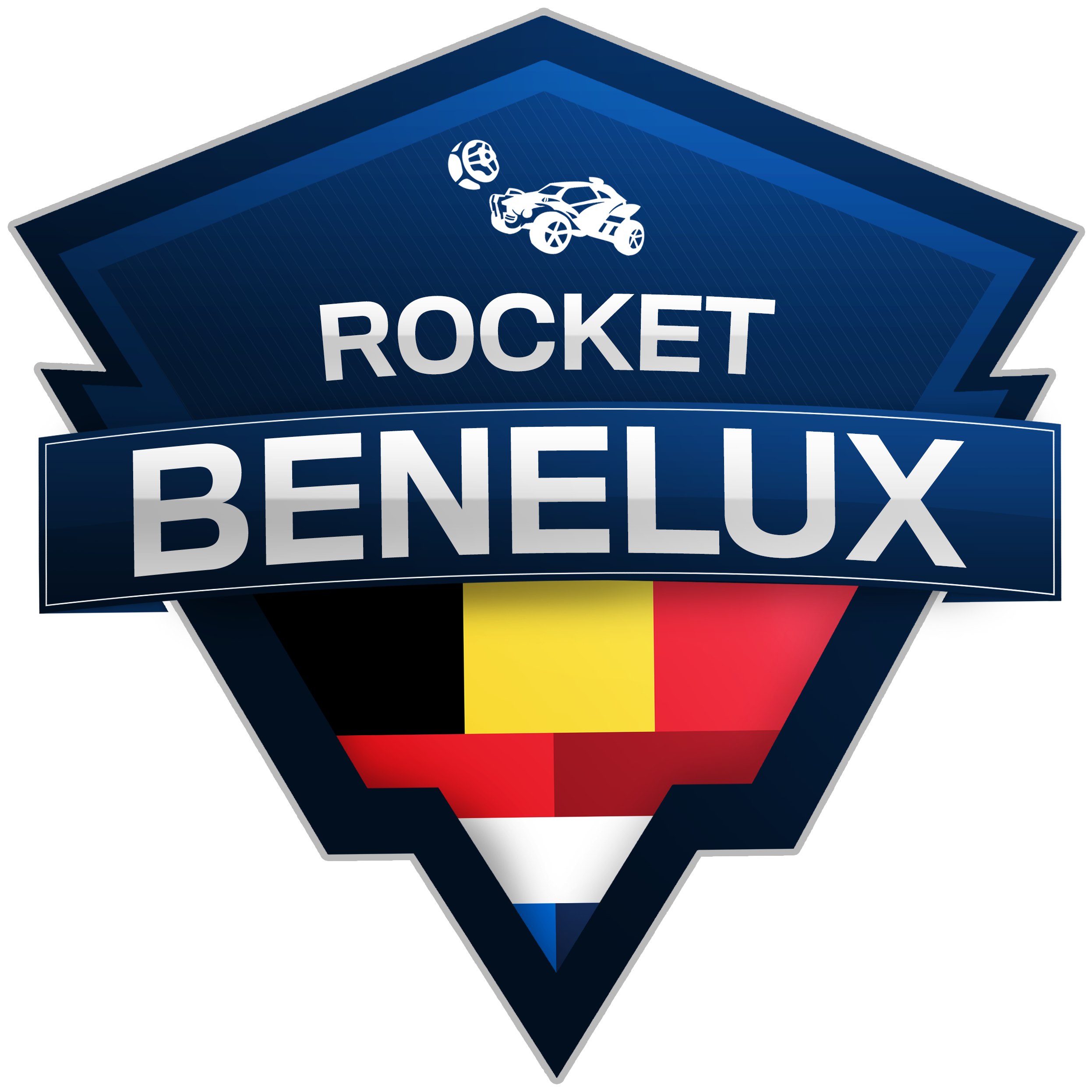 Rocket League Benelux Logo