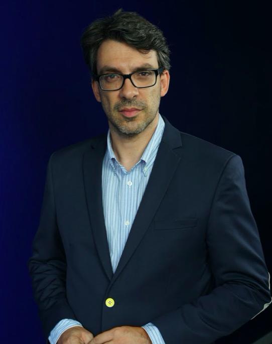 Colunista Luís Rasquilha